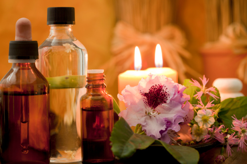 aromatherapy beauty products
